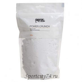 Магнезия Petzl POWER CRUNCH 100гр.