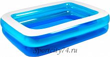 Бассейн Jilong Giant Rectangular Pool 2-ring JL010291-2NPF